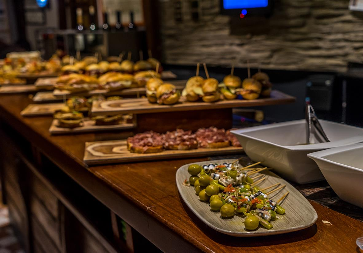 Find the best tapas whilst on the Camino