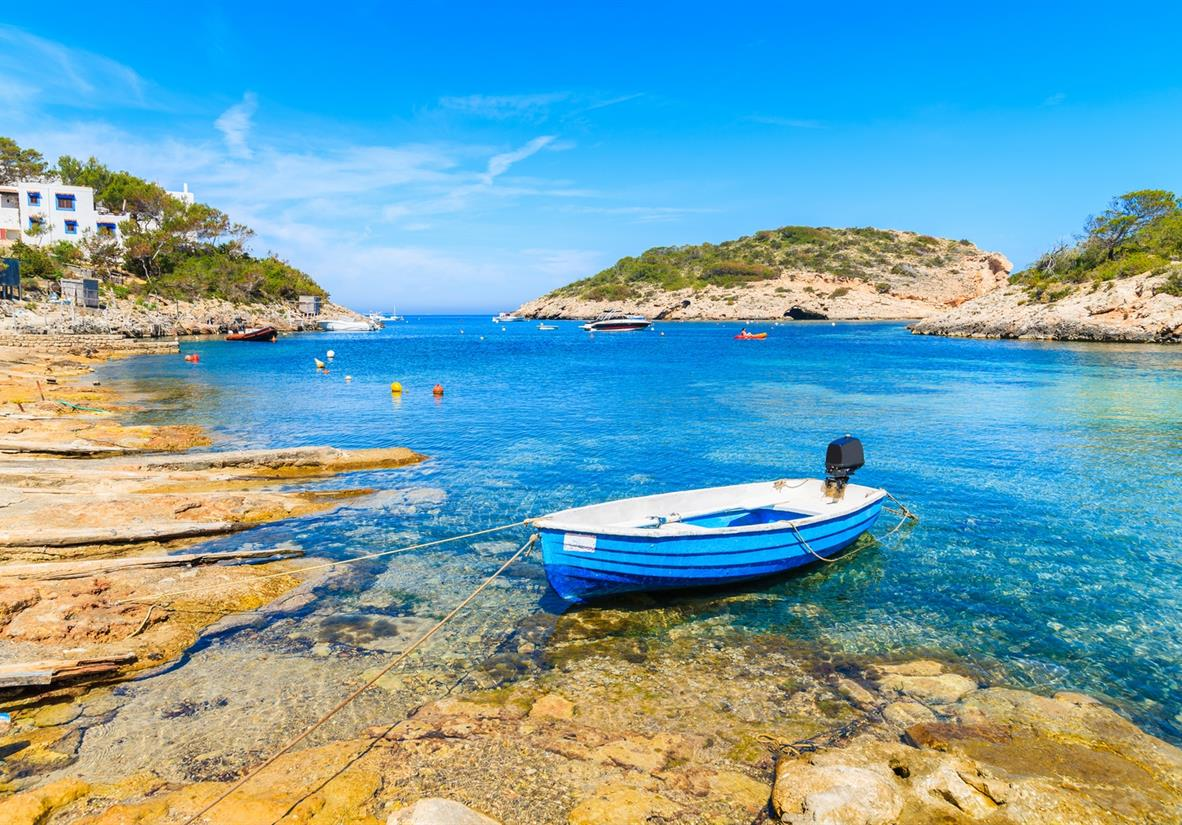 Secret Trails of Ibiza Self Guided Walking Holiday