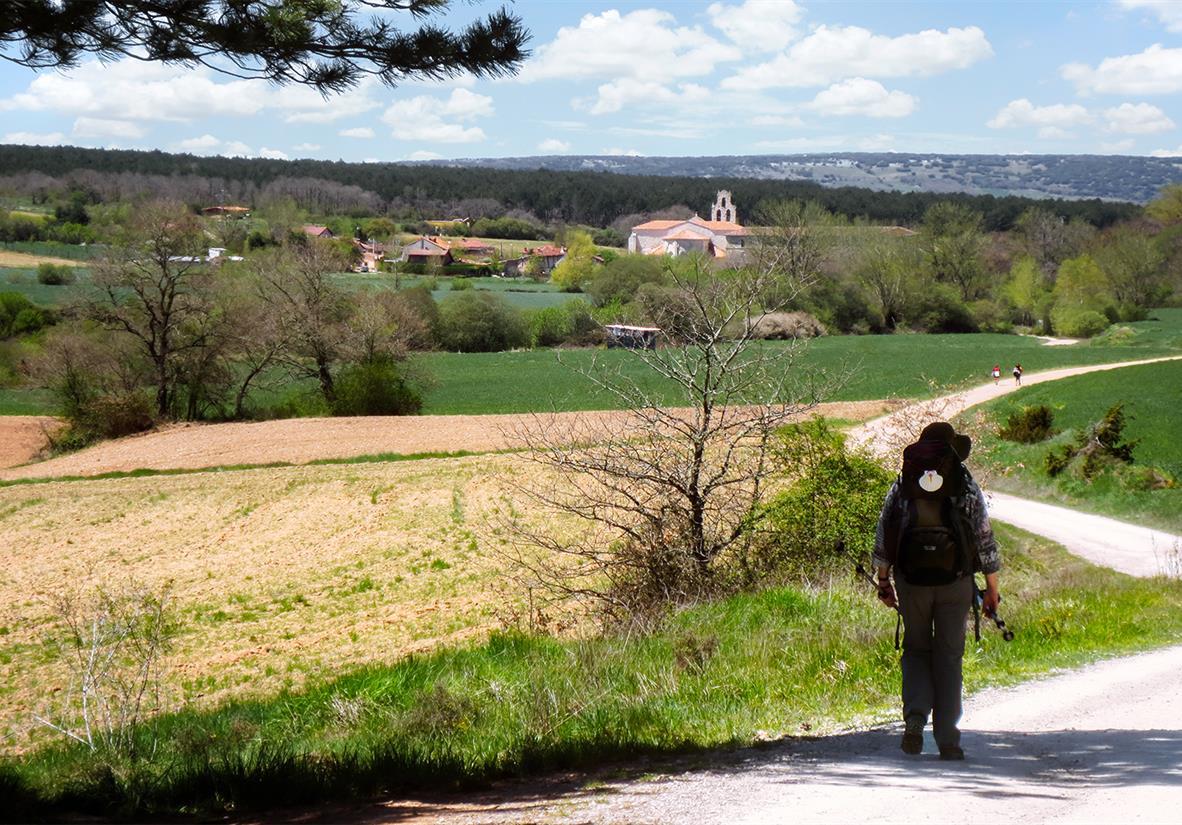 Walk the lesser trodden Via de la Plata