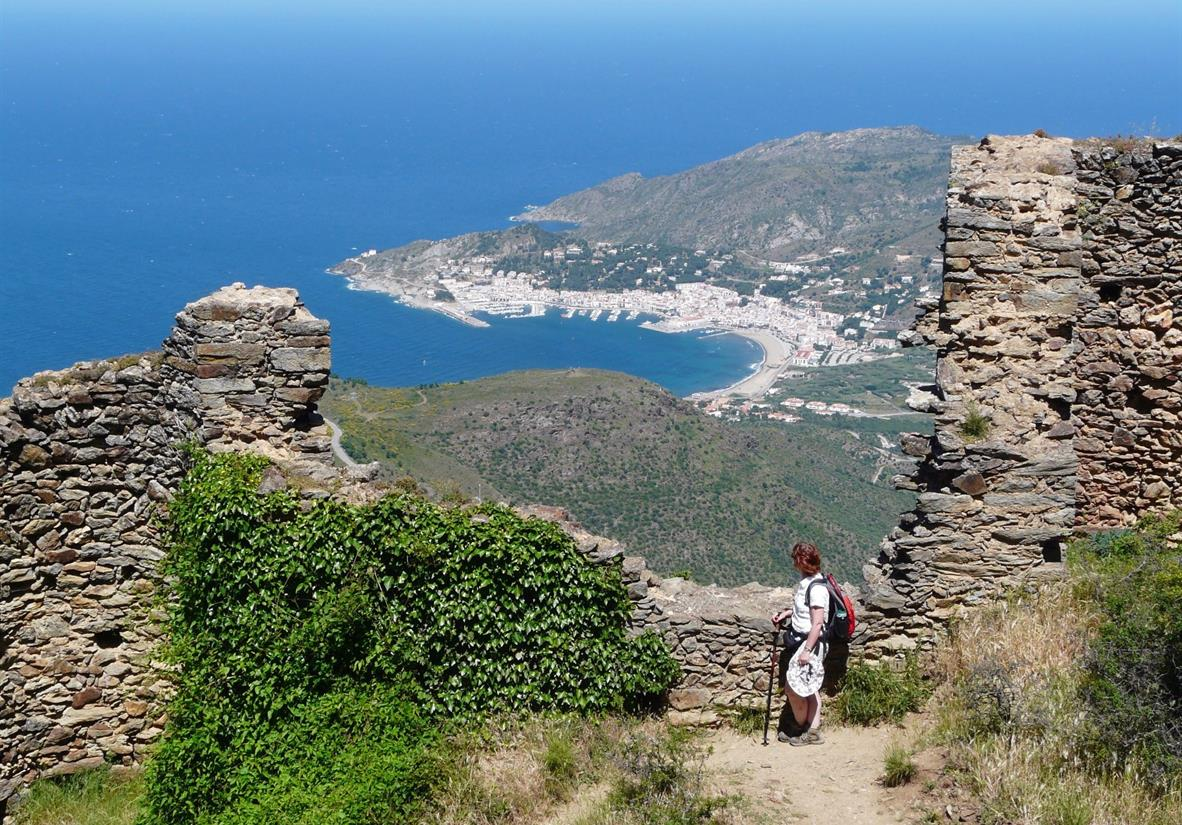 Walking in Catalonia self-guided walking tour