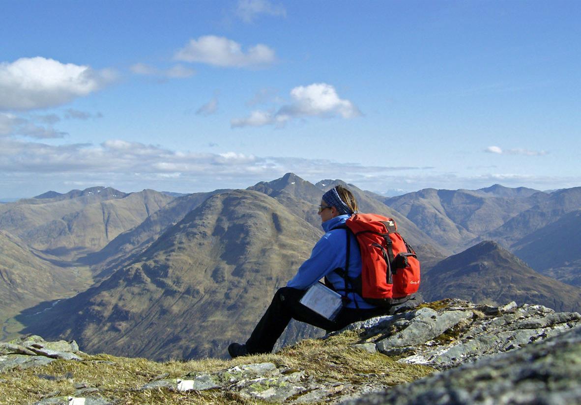 Highland Trekking: Glen Affric Trail