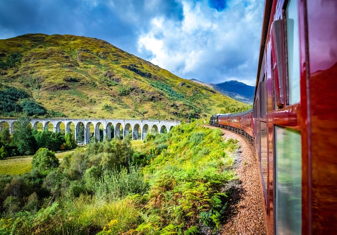 Rail & Hike: Highlands & Isle of Skye