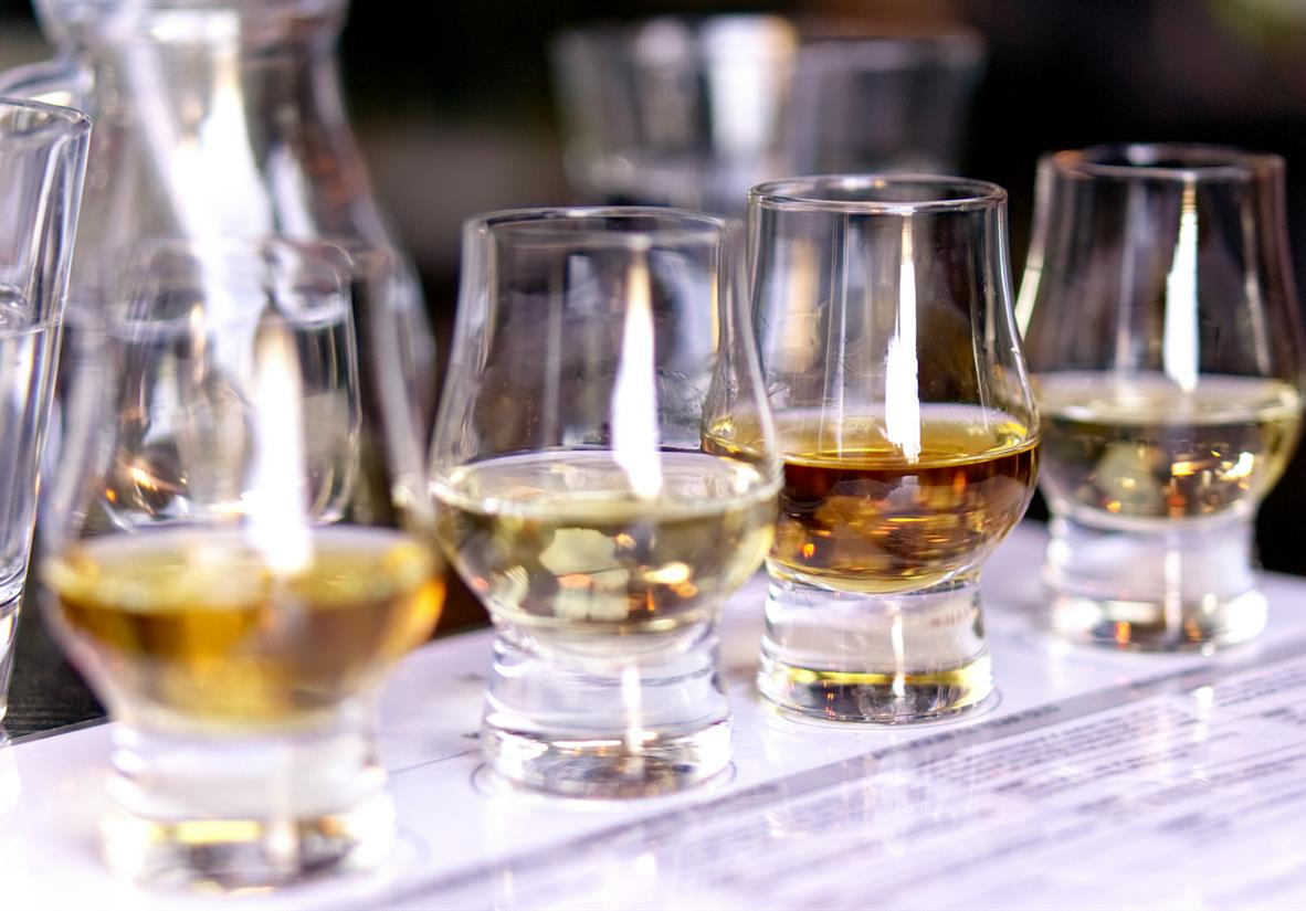 Sample a local dram or two ...