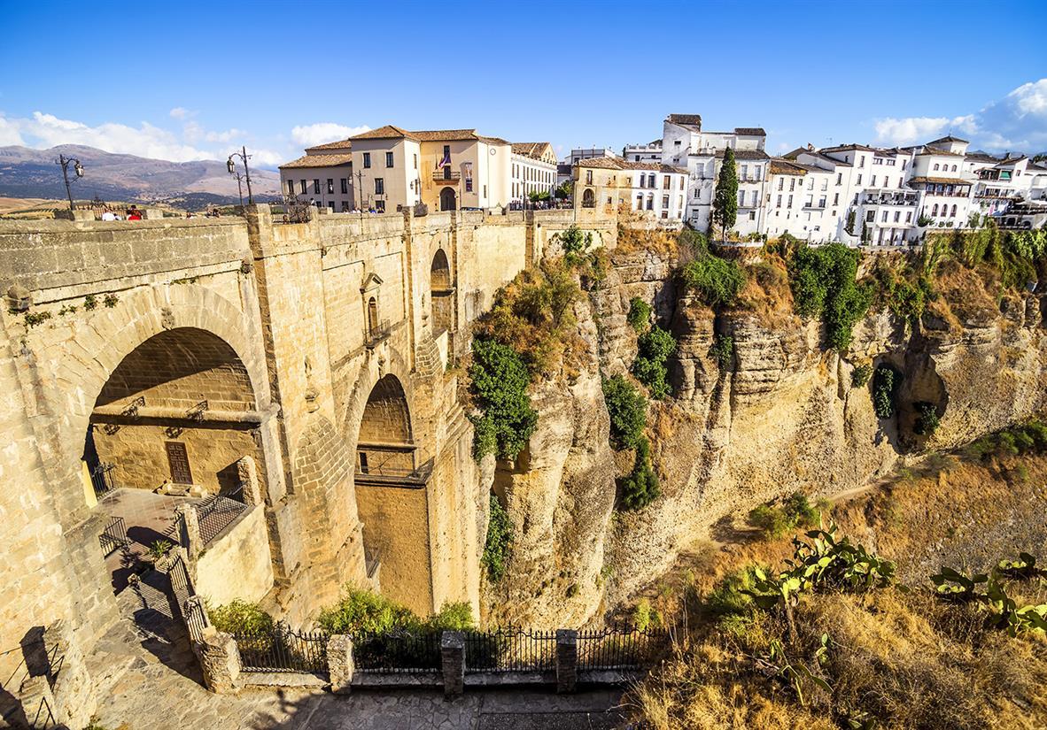 Ronda's amazing Puente Nuevo bridge
