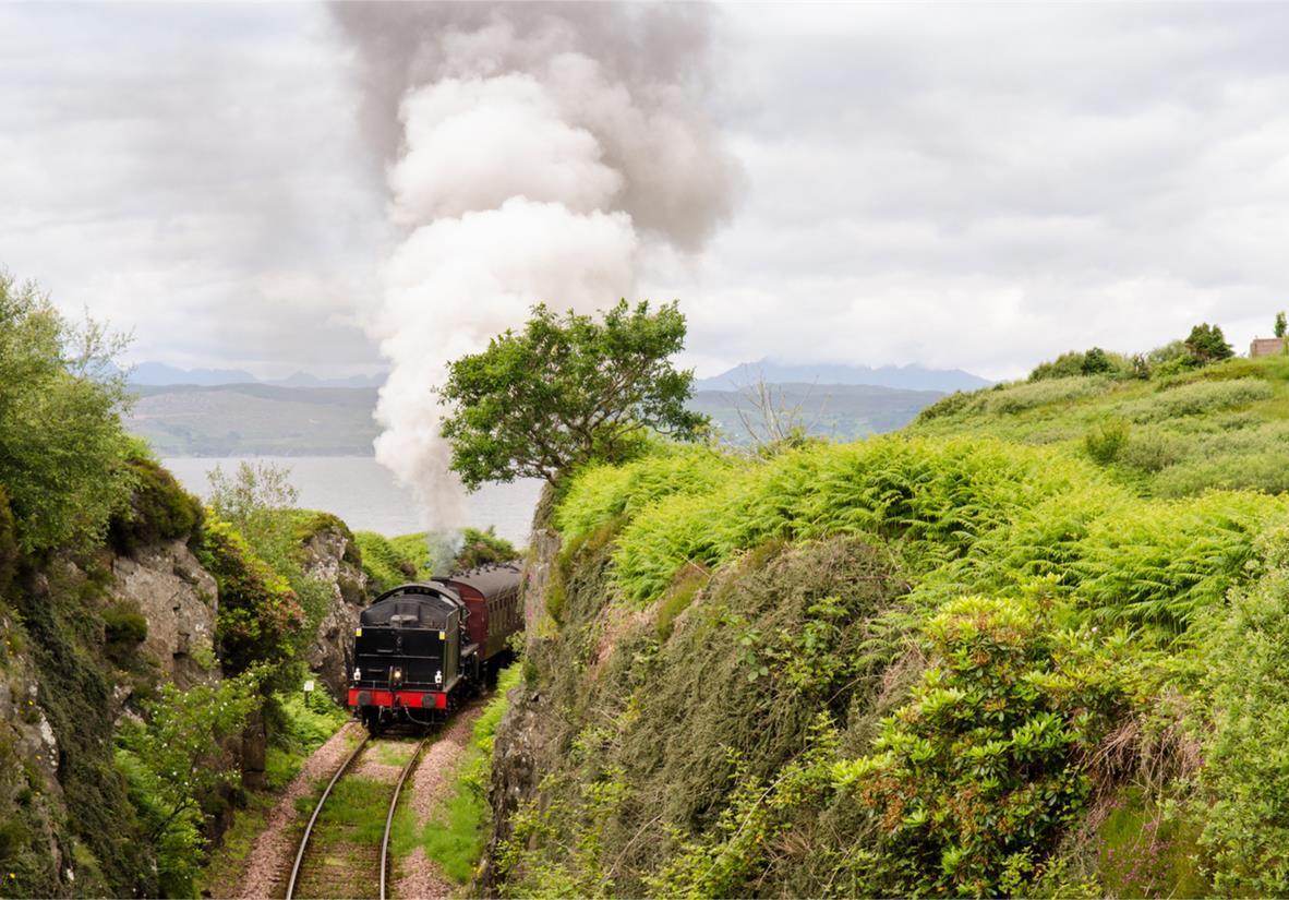 Schottland: West Highland Line