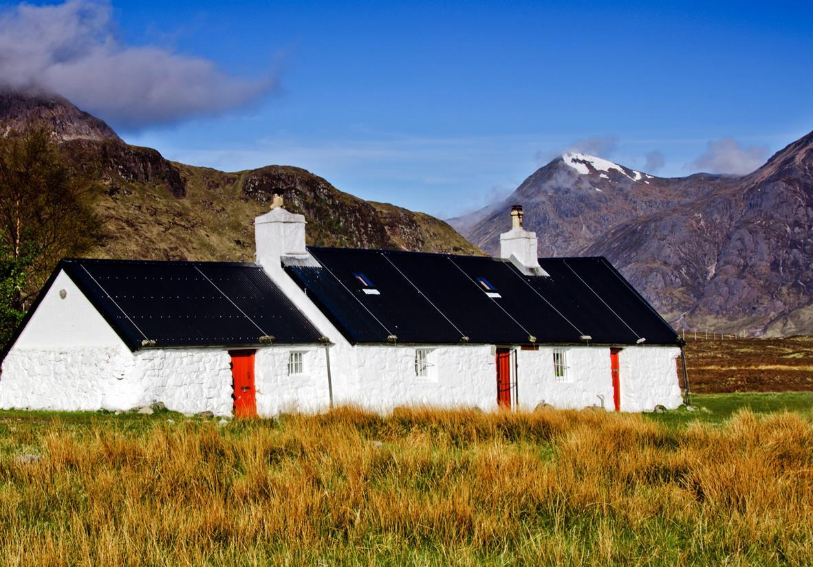 Blackrock Cottages Glencoe