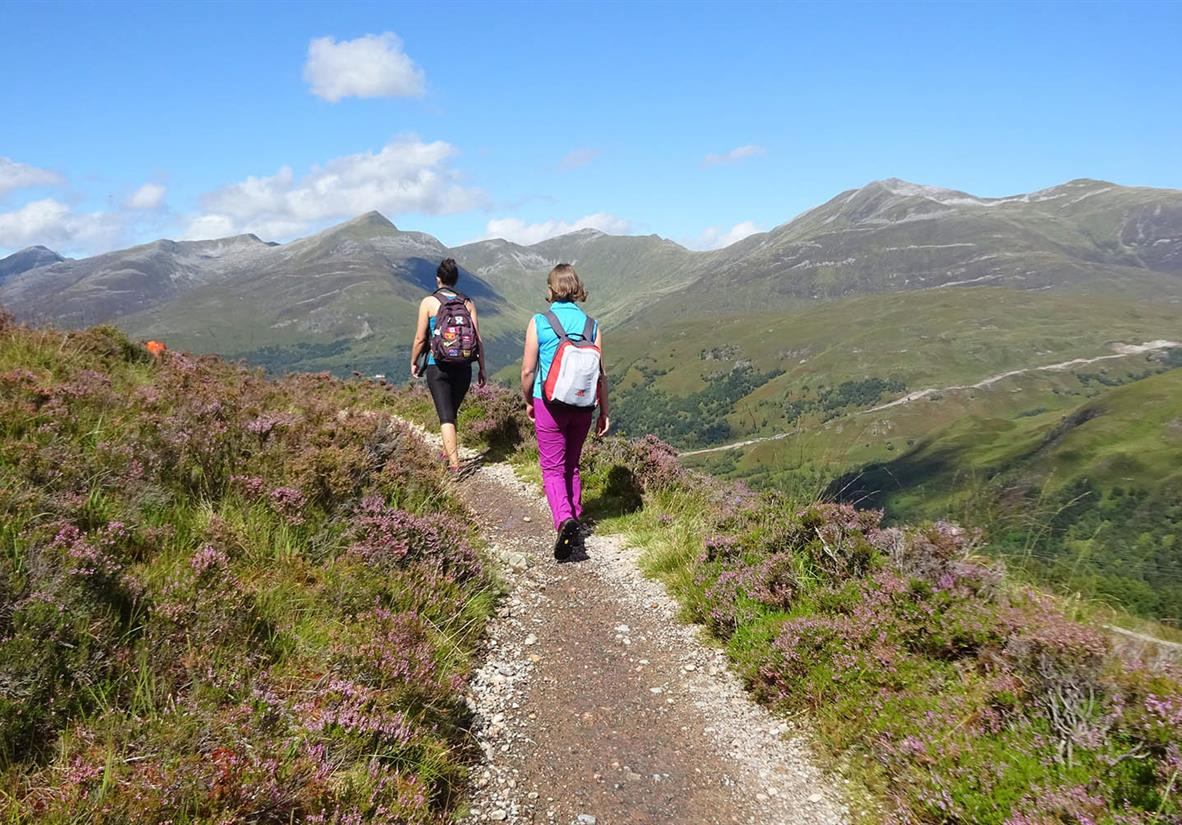 West Highland Way individuell