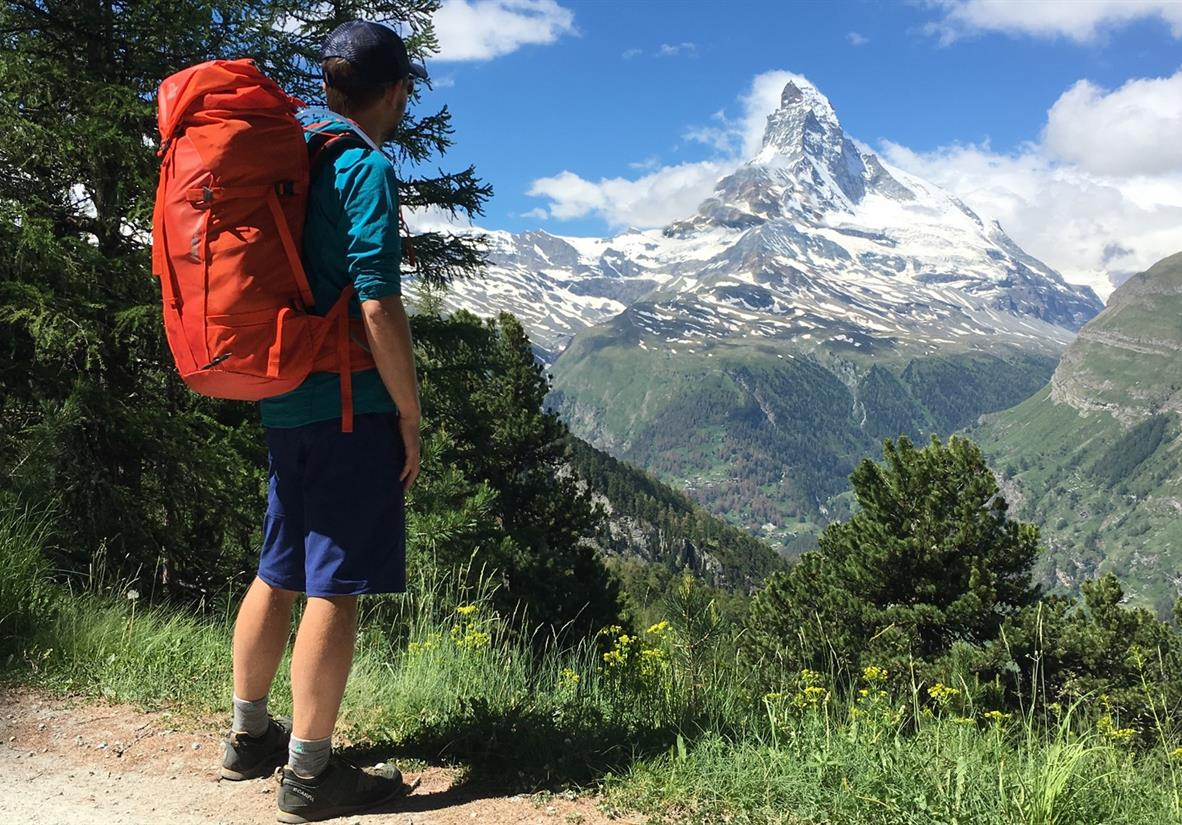 Self-guided Tour of the Matterhorn