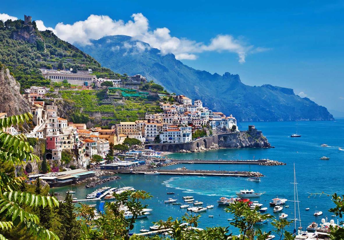 Die schönsten Küstenorte und Bergdörfer