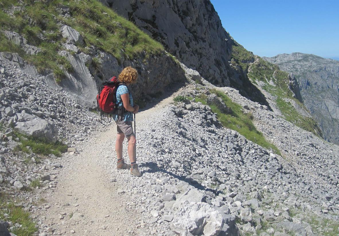Wandern im Nationalpark Picos de Europa