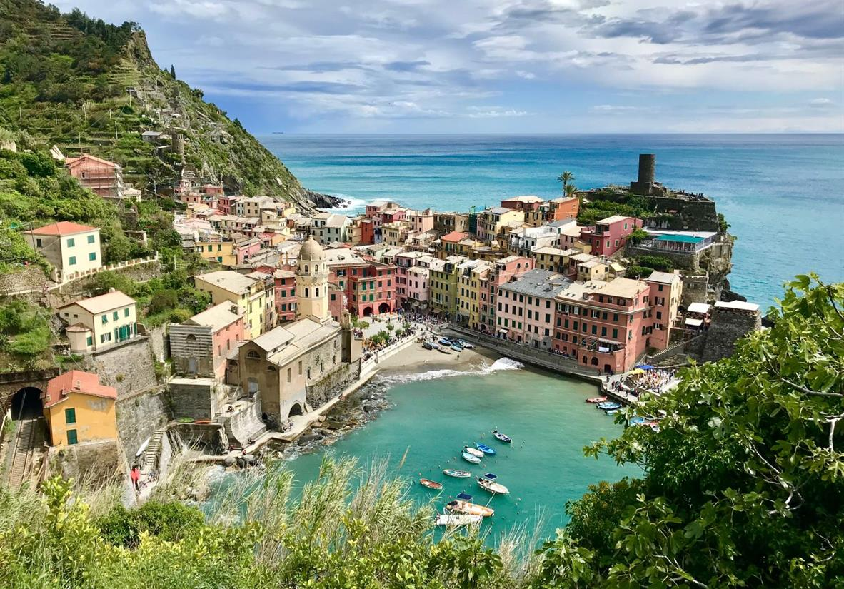 Postcard perfect Vernazza