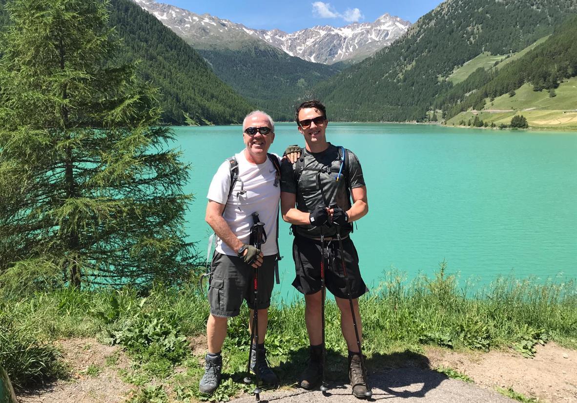E5 Oberstdorf-Meran: Alpenüberquerung mit Komfort