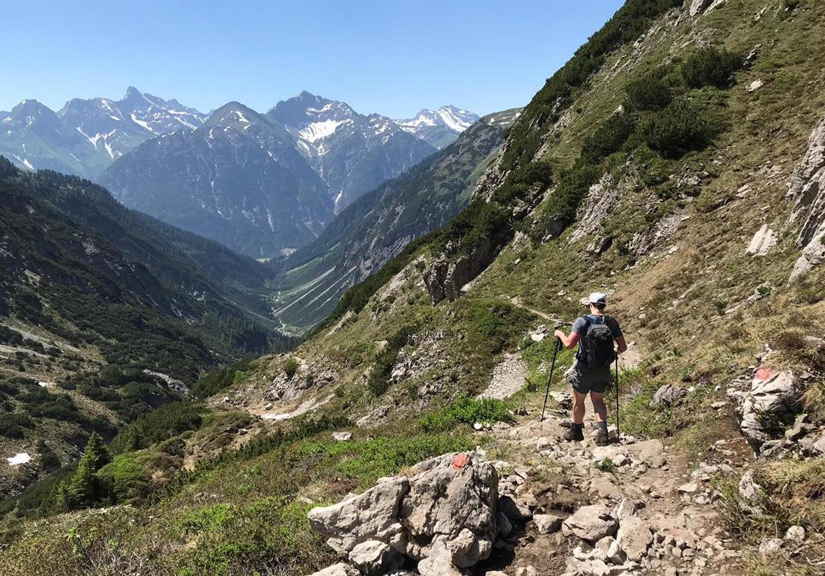 Adventure of the Week: E5 Alpine Crossing