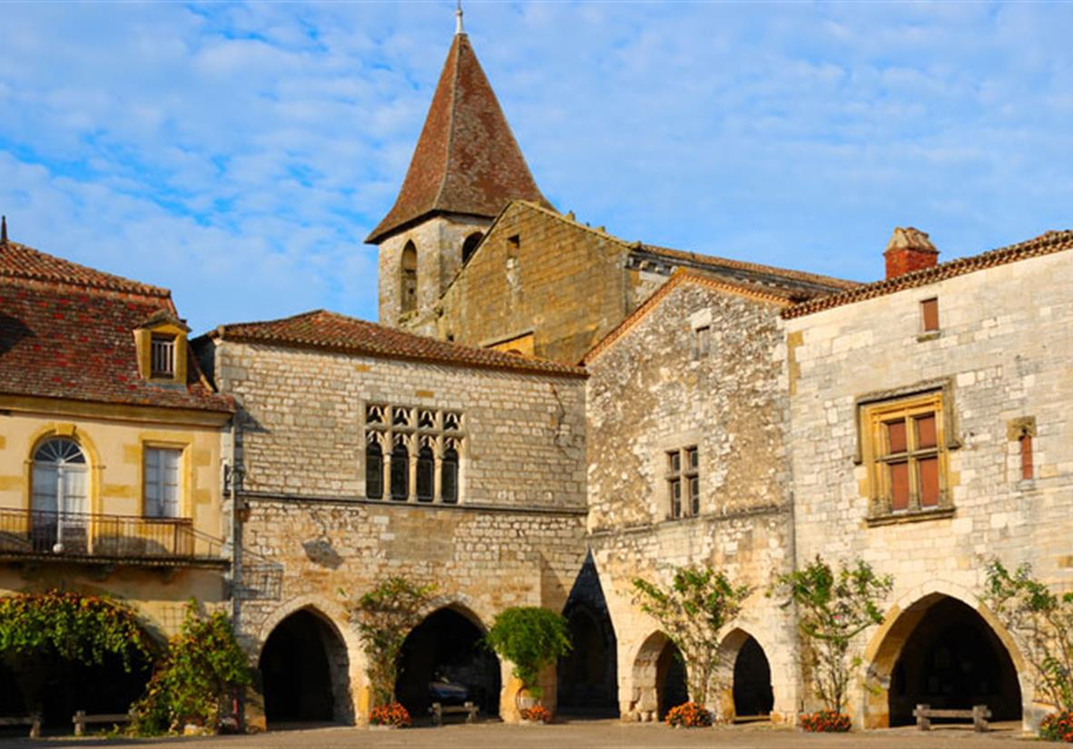 Ancient towns and villages