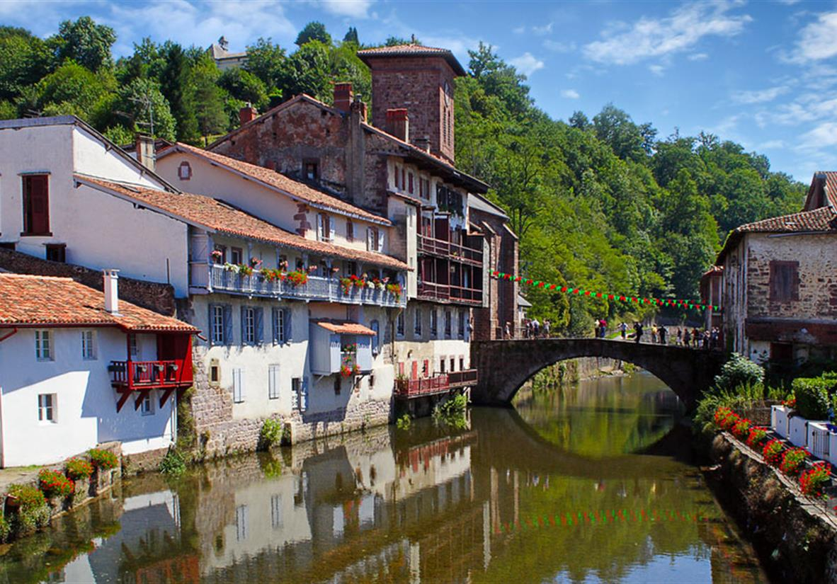 St Jean Pied de Port, your last stop