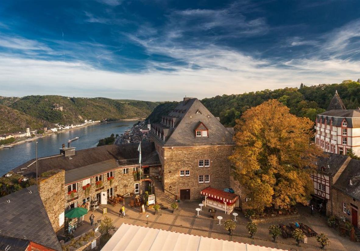 Schlosshotel Rheinfels