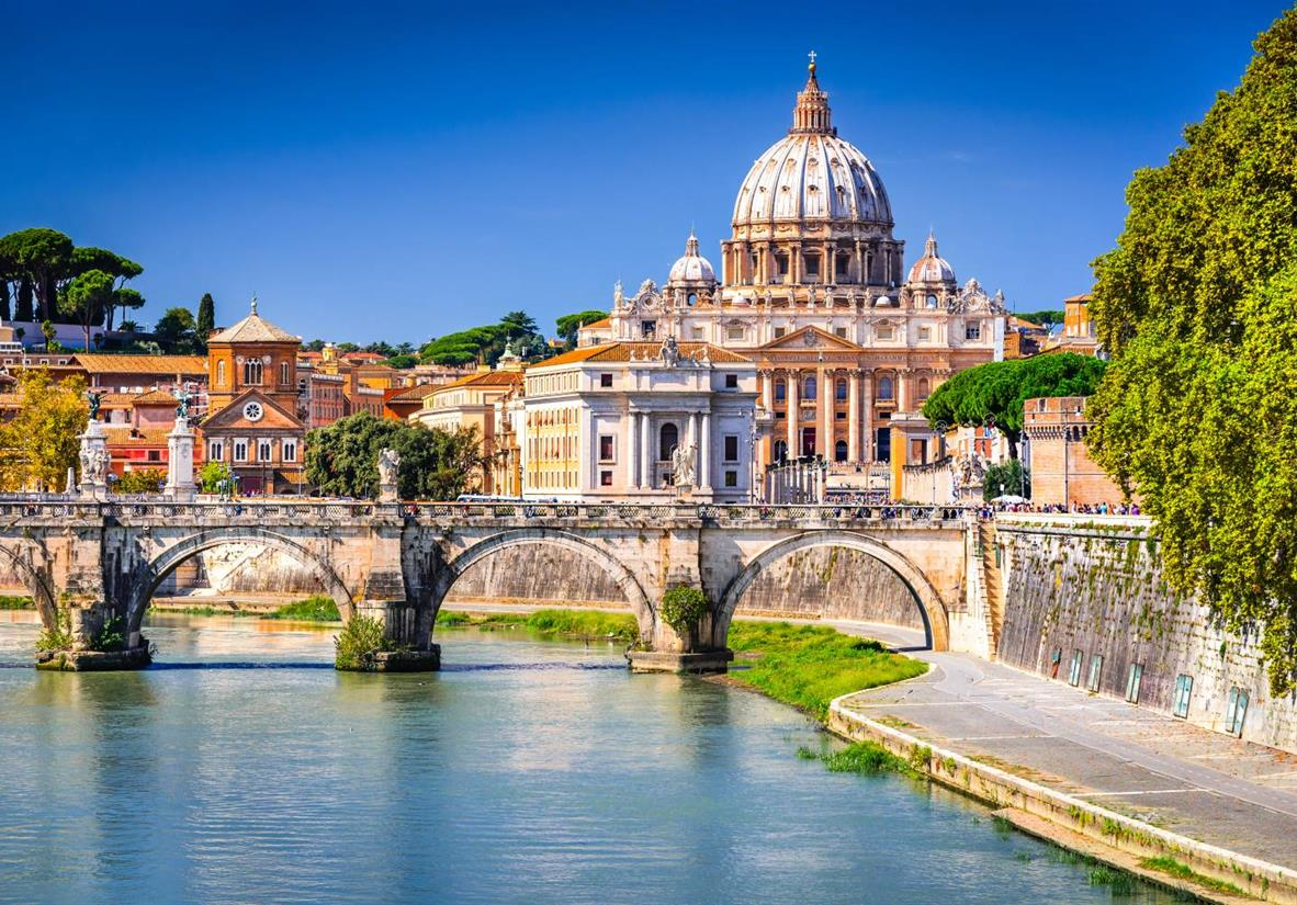 The Eternal City of Rome