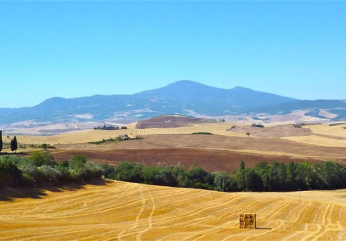 Crete Senesi, a UNESCO World Heritage Site