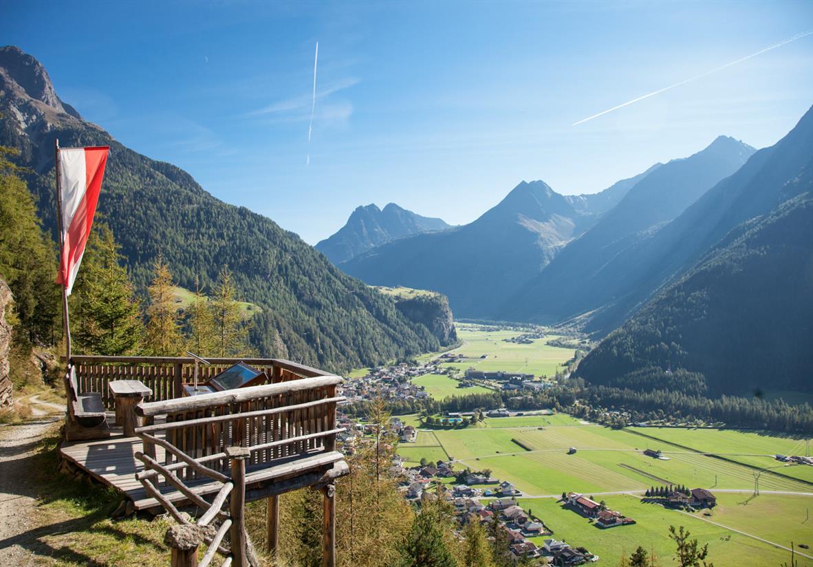 Ötztaler Urweg ©J.Brunner Ötztal Tourismus