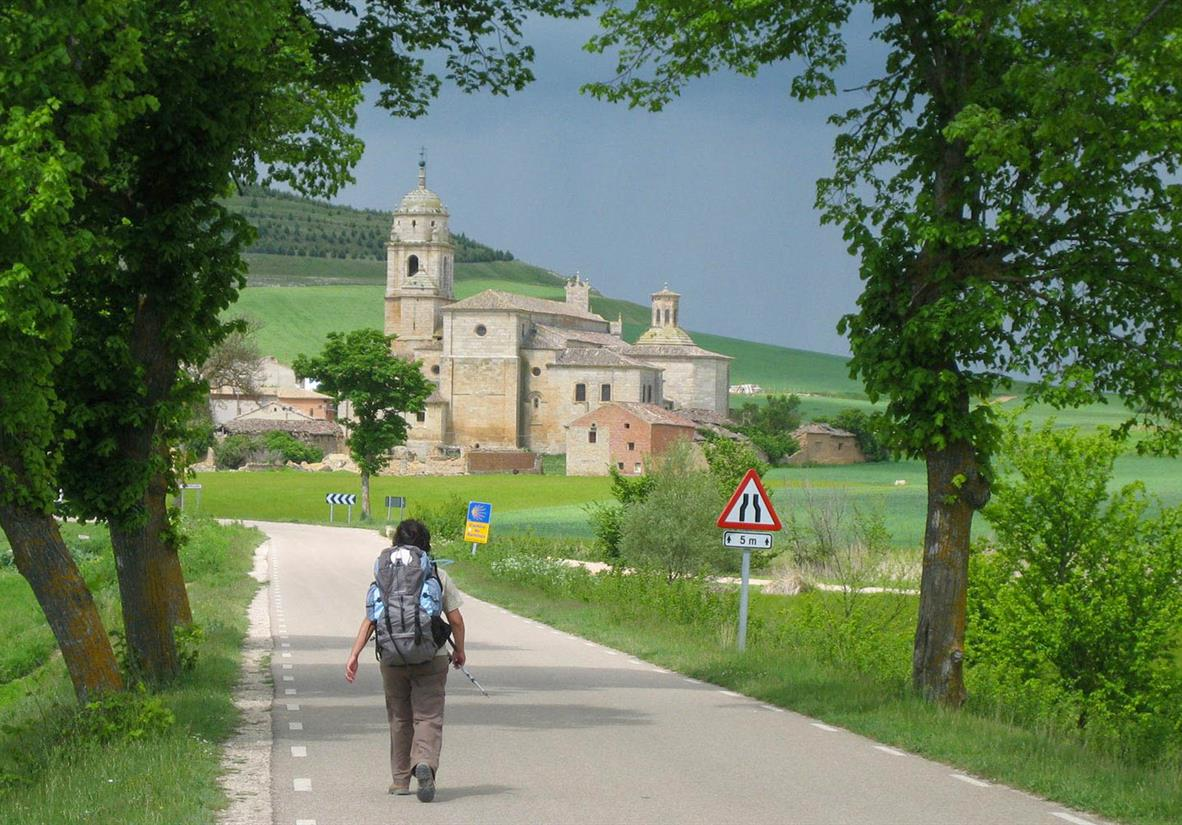 Walk Stage 2 of the Camino Frances