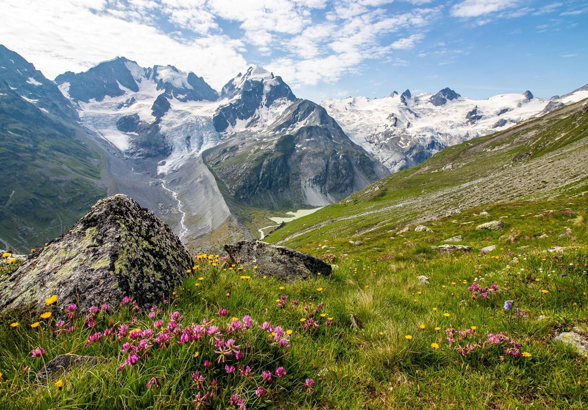 Walk through Val Poschiavo