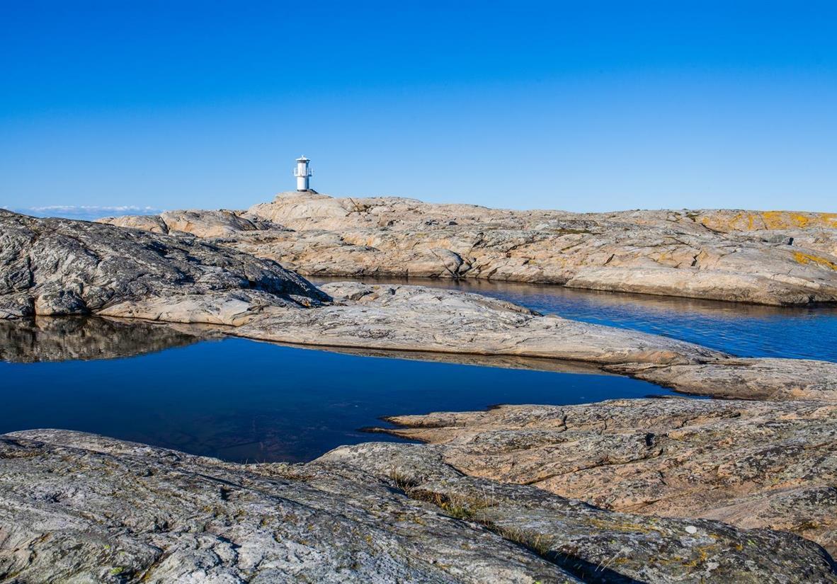 The West Sweden Coasline