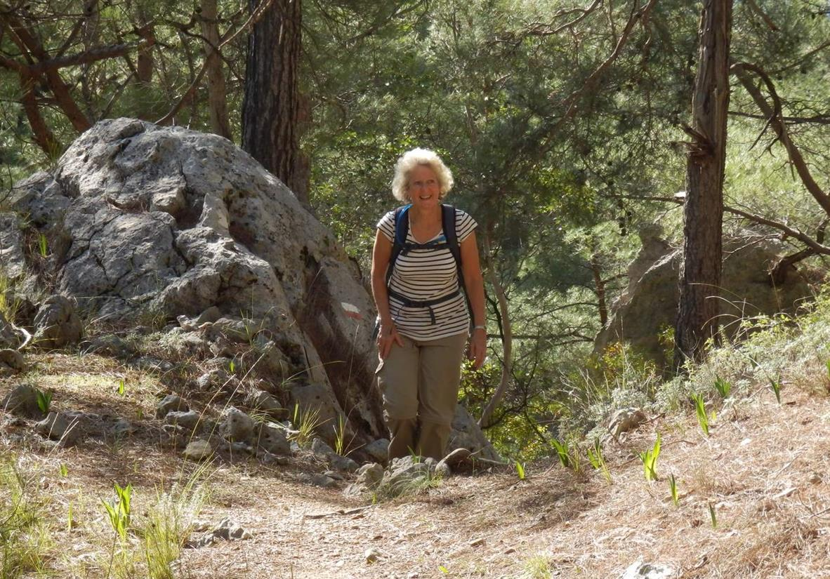 Walking the Lycian Way