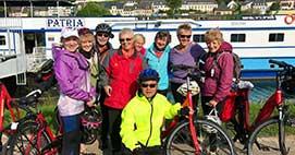 Bike & Boat Tours