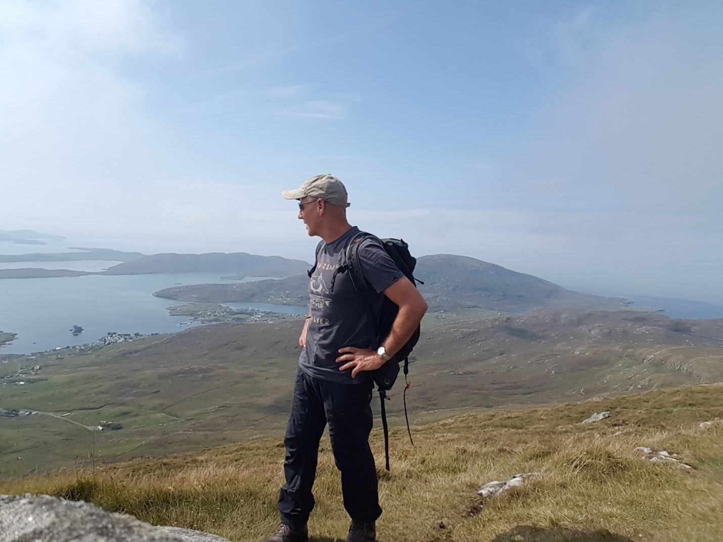 Photo Journal Of Brian S Outer Hebrides Adventure