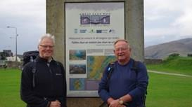 High Routes & Historic Sights - Graeme's Great Glen Way Diary