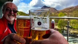 Where to Eat on the West Highland Way