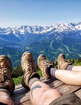 All Walking Germany