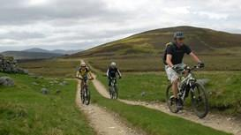 Cycling the Great Glen Way