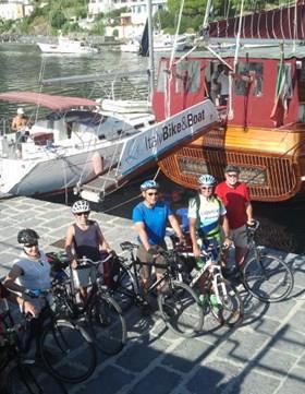 Italy Bike & Boat