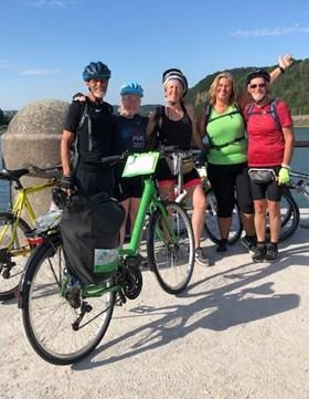 First Time Cycling Holidays