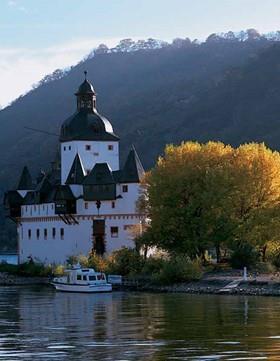 Rhine Valley Walking