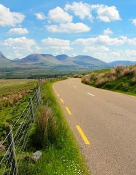 Ireland Drive & Hike