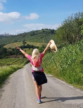 All Walking Italy