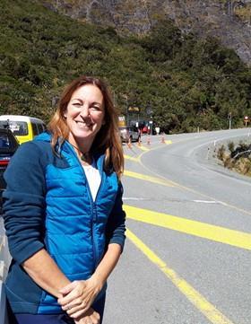 New Zealand Drive & Hike