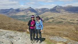 Skipping a Section on the West Highland Way