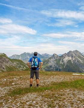 Alpenüberquerungen: E5 uvm.