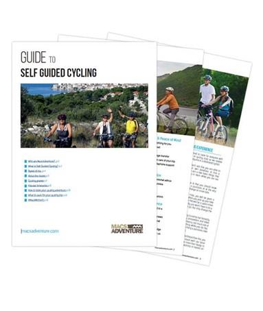 Download our Free Guide to Taking a Cycling Holiday
