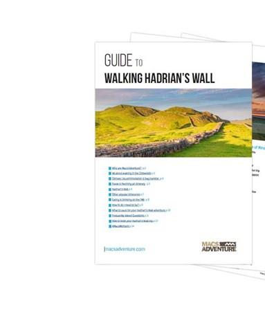 Download our Free Hadrian's Wall Path Guide
