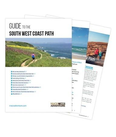 Download our Free Guide to the South West Coast Path