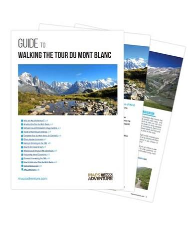 Download our Free Guide to the Tour du Mont Blanc
