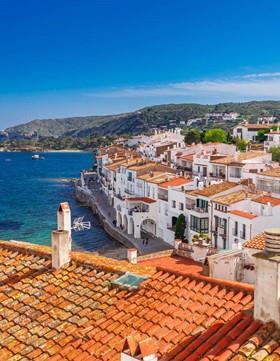 Küstenwandern von Frankreich nach Spanien