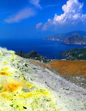 Sizilien & Liparische Inseln