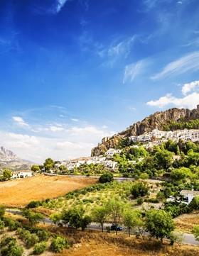 Spanien - das Festland
