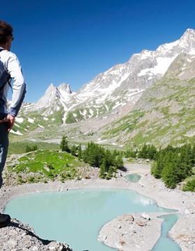 Rund um den Mont Blanc
