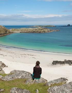 Äußere Hebriden und Orkney Inseln